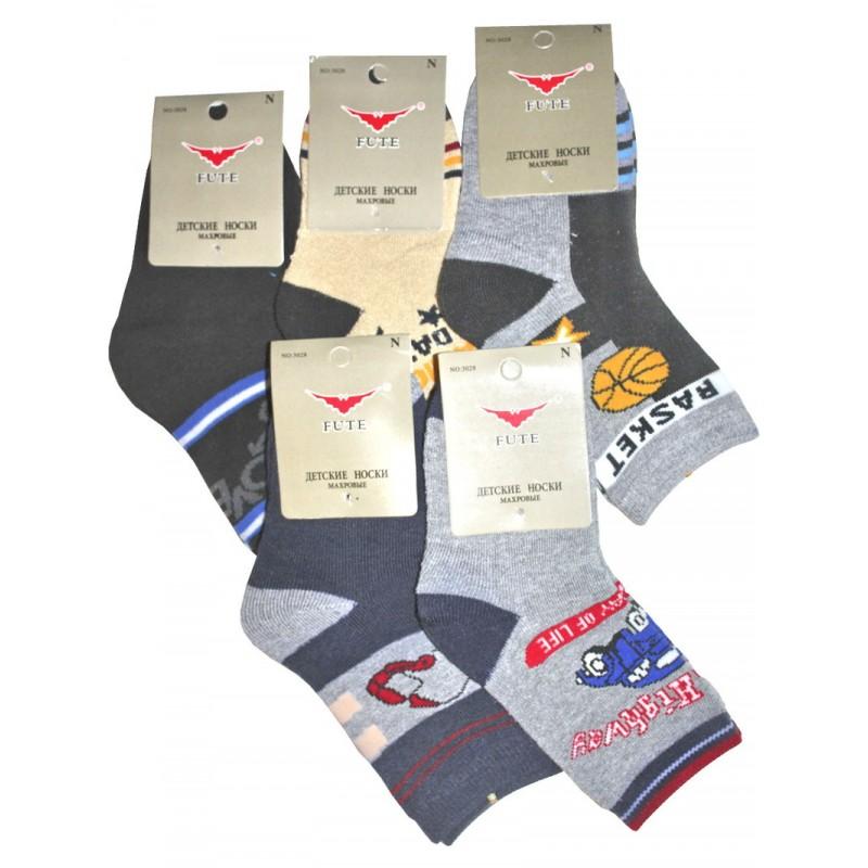 a22b0db0117f0 Детские носки теплые Fute 3028 хлопок махровые