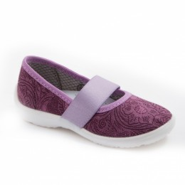 Туфли текстильные 17-922-1 Размеры 23-28