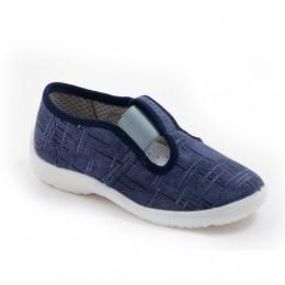 Туфли текстильные 17-923-2 Размеры 23-28