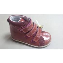 Ботинки ОРТО 12-715-1_корич