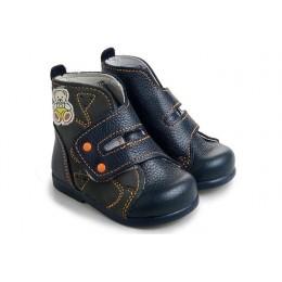 Ботинки на первый шаг 13-136-6 мишка