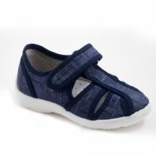 Туфли текстильные 17-924-2 Размеры 23-28