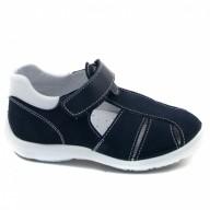 Туфли текстильные 18-952-2 Размеры 23-28