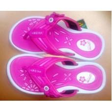 Пляжная обувь (стрела) роз