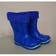 Сапоги ПВХ Дюна 220 У синий. Размеры 23-26
