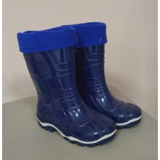 Сапоги ПВХ Дюна 230/02 УФ синий. Размеры 27-32