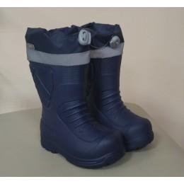 Сапоги ЭВА Дюна 462 НУ синие. Размеры 24-27