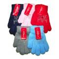 Детские перчатки Анфия 208-8 14cm