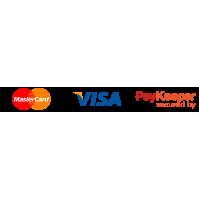Оплата пластиковыми картами Visa и MasterCard без комиссии!!!