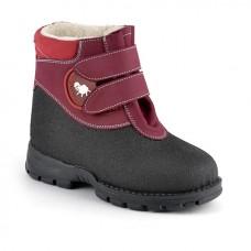 Ботинки зимние 12-631-1 Размер 29-33