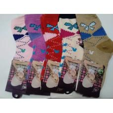 Детские носки теплые Kaerdan C414 бамбук. Размер 22-26