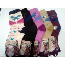 Детские носки теплые Kaerdan C414 бамбук. Размер 27-33