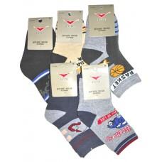 Детские носки теплые Fute 3028 хлопок махровые
