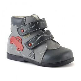 Ботинки на первый шаг 15-121-2  маш (17-21)