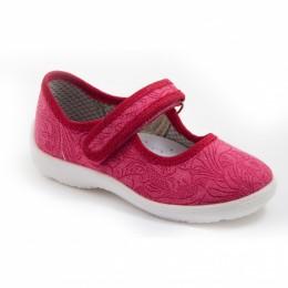 Туфли текстильные 17-921-3 Размеры 23-28