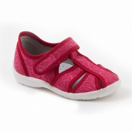 Туфли текстильные 17-924-3 Размеры 23-28