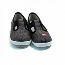 Туфли текстильные 18-923-п Размеры 23-28