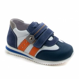 Ботинки 19-458-6 Размеры 23-27