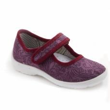 Туфли текстильные 17-921-1 (23-28)