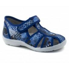 Туфли текстильные 20-924-4 Размеры 23-28
