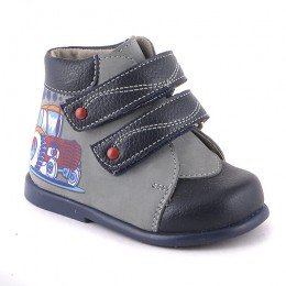 Ботинки на первый шаг 15-121-2 тр