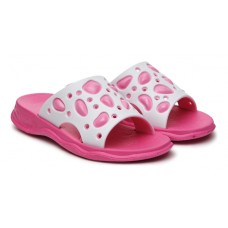 Пляжная обувь Дюна 962М бел/роз