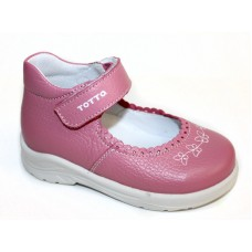 Туфли ТОТТО М0227 пион (23-26)