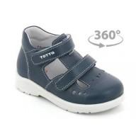 Туфли ТОТТО М0229 джинс (23-26)