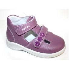 Туфли Тотто 0228-800 сирень (23-26)
