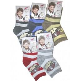 Детские носки Ланю 123-2 хлопок разм. 22-28