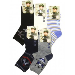 Детские носки Заря C519-2 L (25-30) хлопок