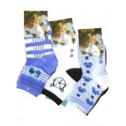 Детские носки Заря C522-3 (20-25) бамбук