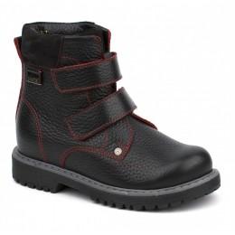 Ботинки Шаговита 35120 Б (черно-красный) 27-31