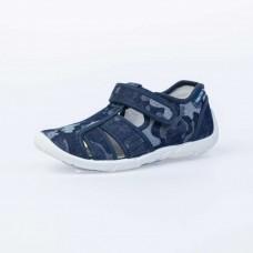 Туфли текстильные 421060-11 синий