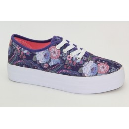 H 807-1 purple flower (35-40)